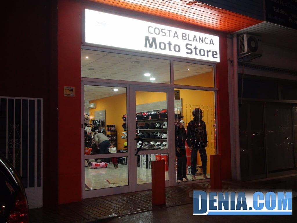 Inauguración de Costa Blanca Moto Store