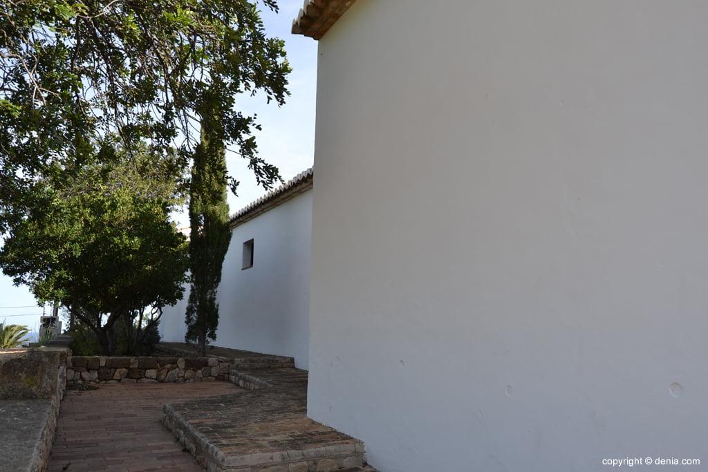 Lateral de la Ermita de San Juan