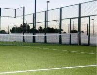 Pistas de pádel en Centro Deportivo Dénia