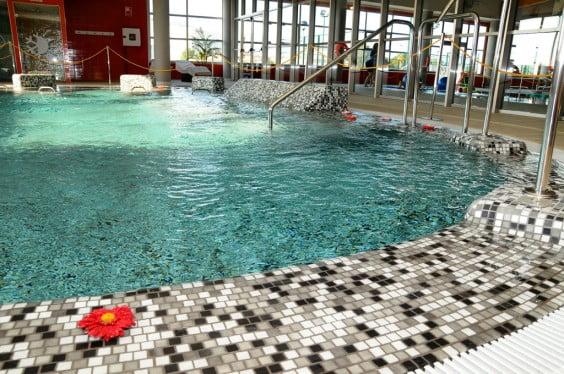 Spa del Centro deportivo Dénia