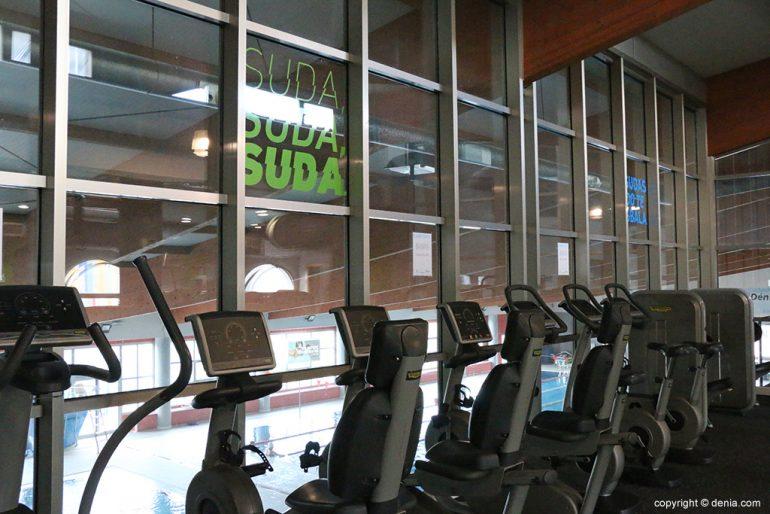 Bicis Centre Esportiu Dénia