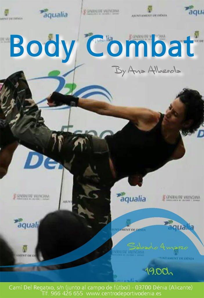 Body Combat Centre Esportiu Dénia