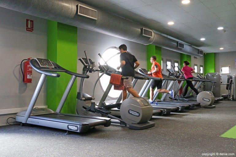 Cintas de correr Centro Deportivo Dénia