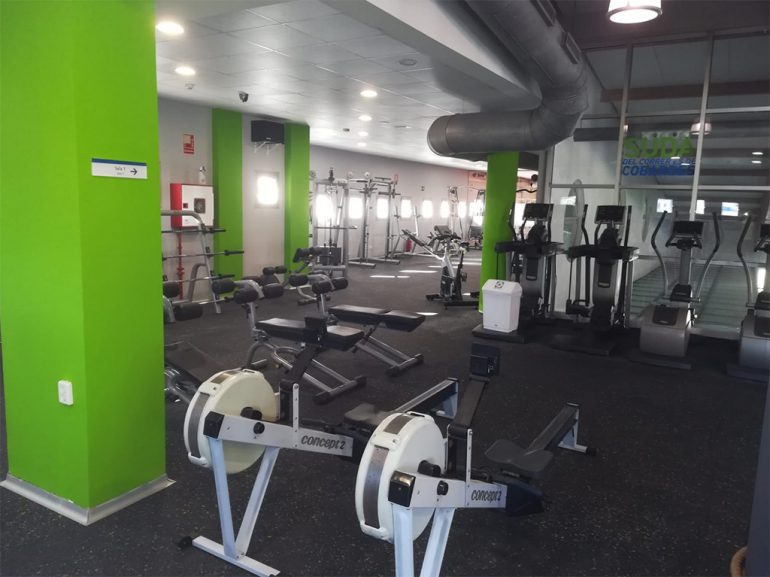Instal·lacions Centre Esportiu Dénia