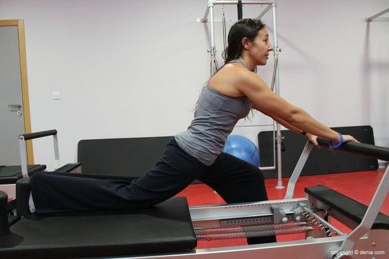 máquinas pilates