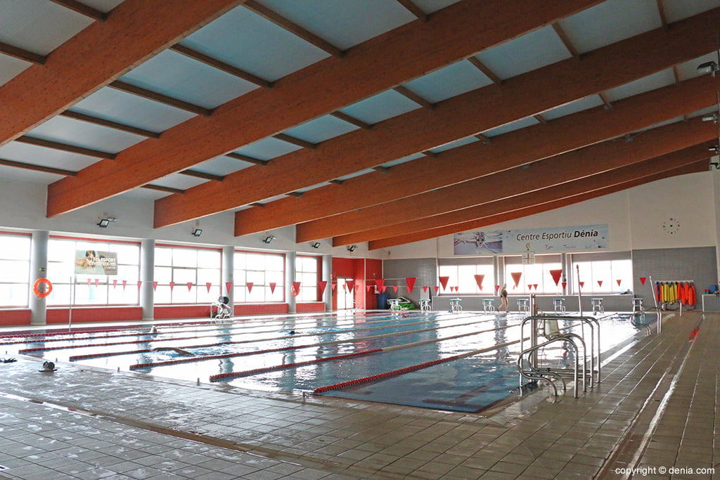 Piscina Centre Esportiu Dénia