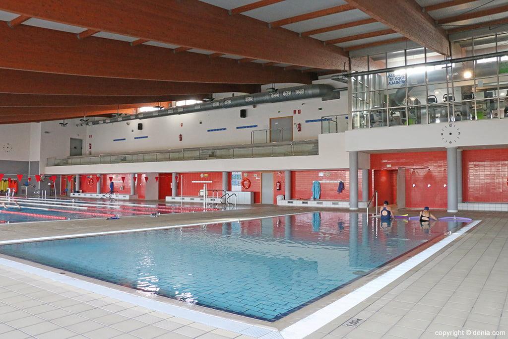 Piscines Centre Esportiu Dénia