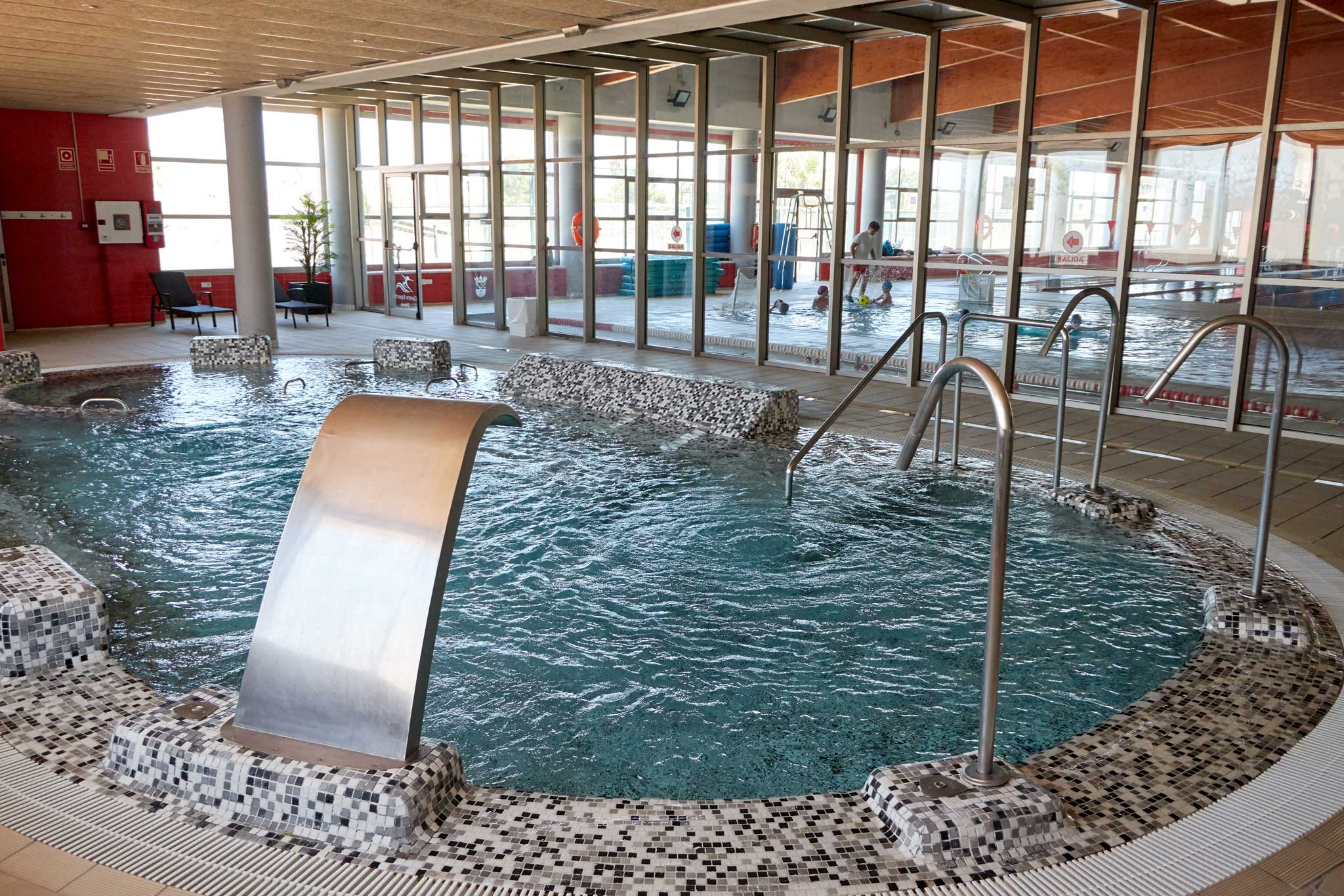Spa en Denia – Centro Deportivo Denia