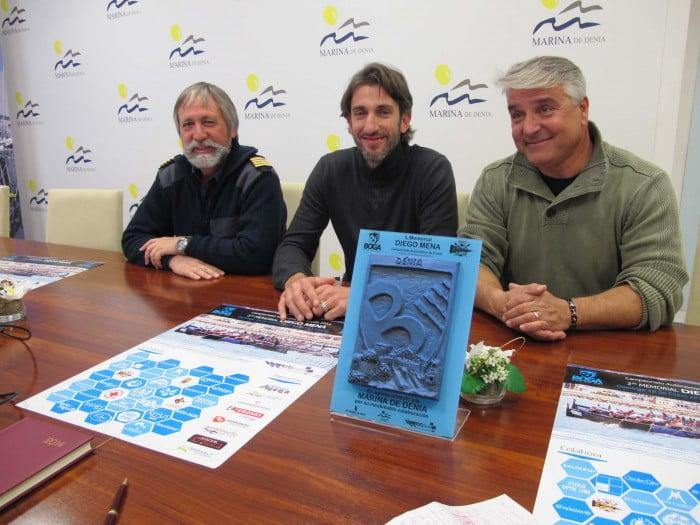 The Boga Club de Mar organizes the event