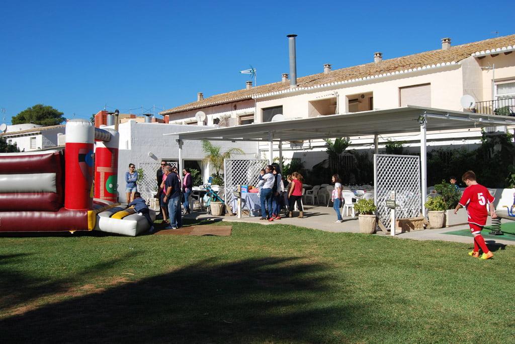 Activités pour les enfants restaurant Voramar