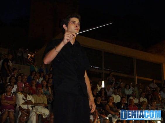 El director dianense Javier Pinto