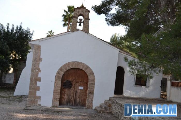Ermita de Santa Lucía en Dénia