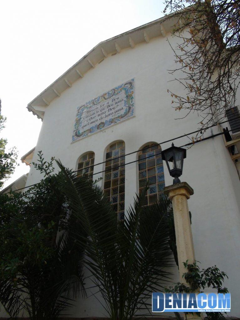 Ermita del Pare Pere de Dénia