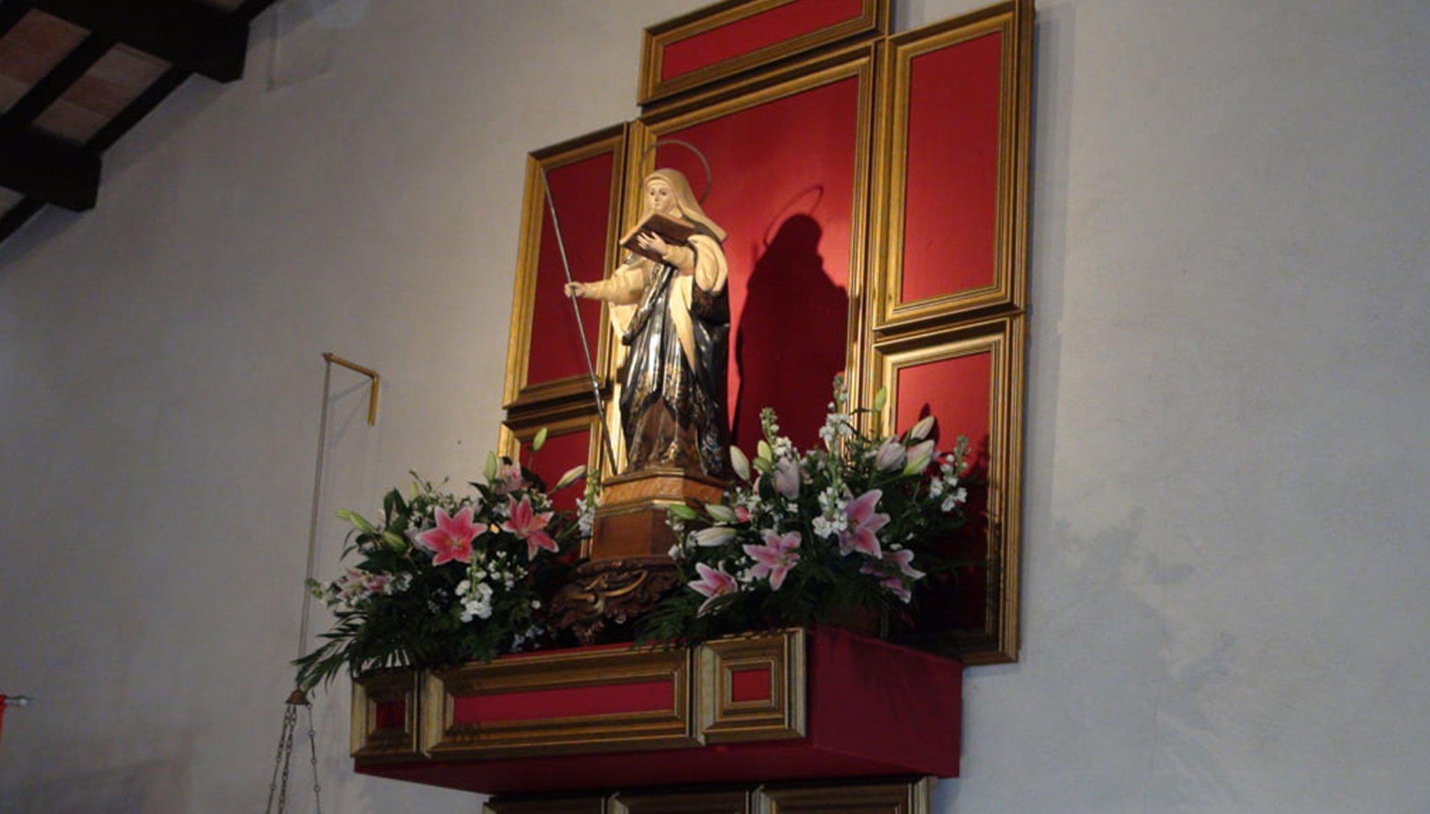 Imagen de Santa Paula