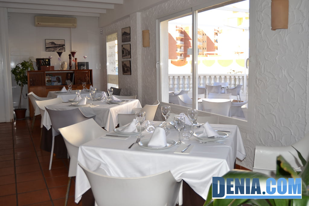 Installations Restaurant Voramar Denia