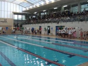 El Centro Deportivo Dénia cuenta con una gran piscina