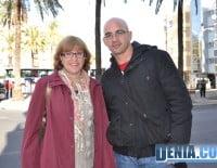 Mª Francisca y Salva son los ganadores de las cestas de Navidad de Denia.com