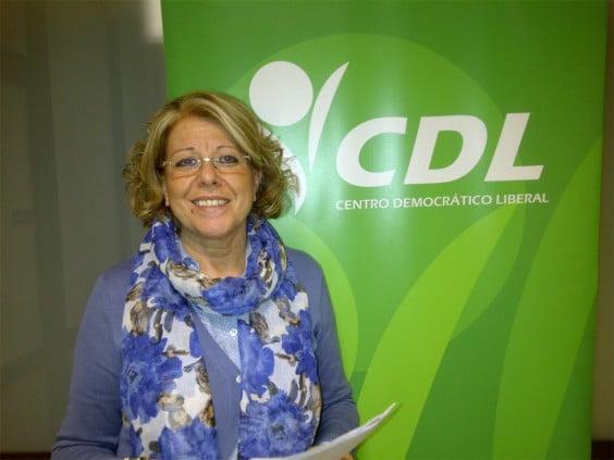 Mari Martínez - Concejala del CDL en Dénia