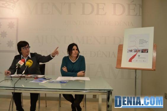 Presentación de Dénia en Fitur 2014