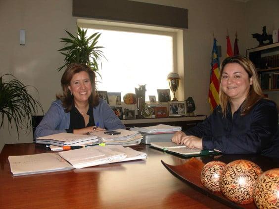 Ana Kringe and meeting between Raquel Martí