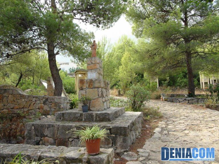 Via Crucis en la ermita del Pare Pere de Dénia