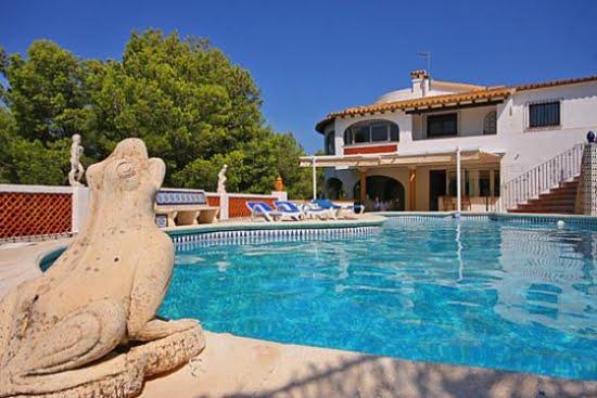 Villa Bellevue en Las Rotas, Quality Rent a Villa