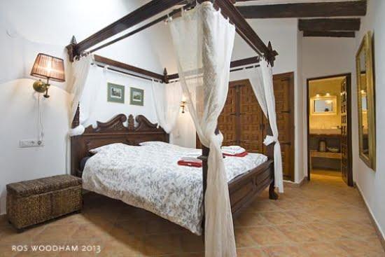 Villa El Cortijo Viejo en Jesús Pobre de Quality Rent a Villa-2