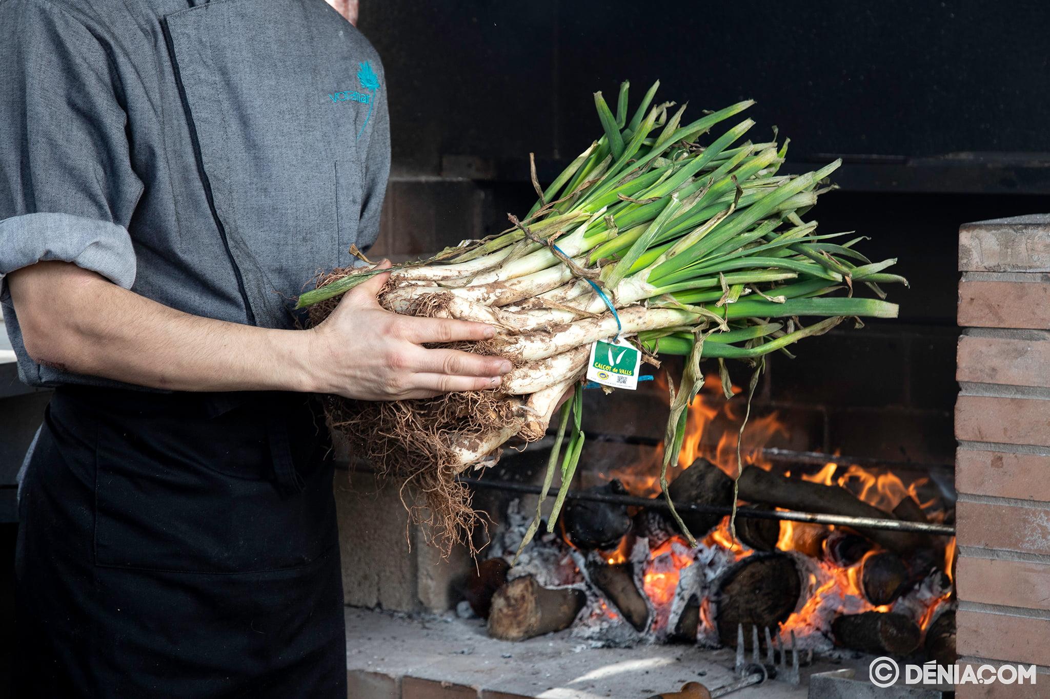 Calçots Dénia - Restaurant Voramar