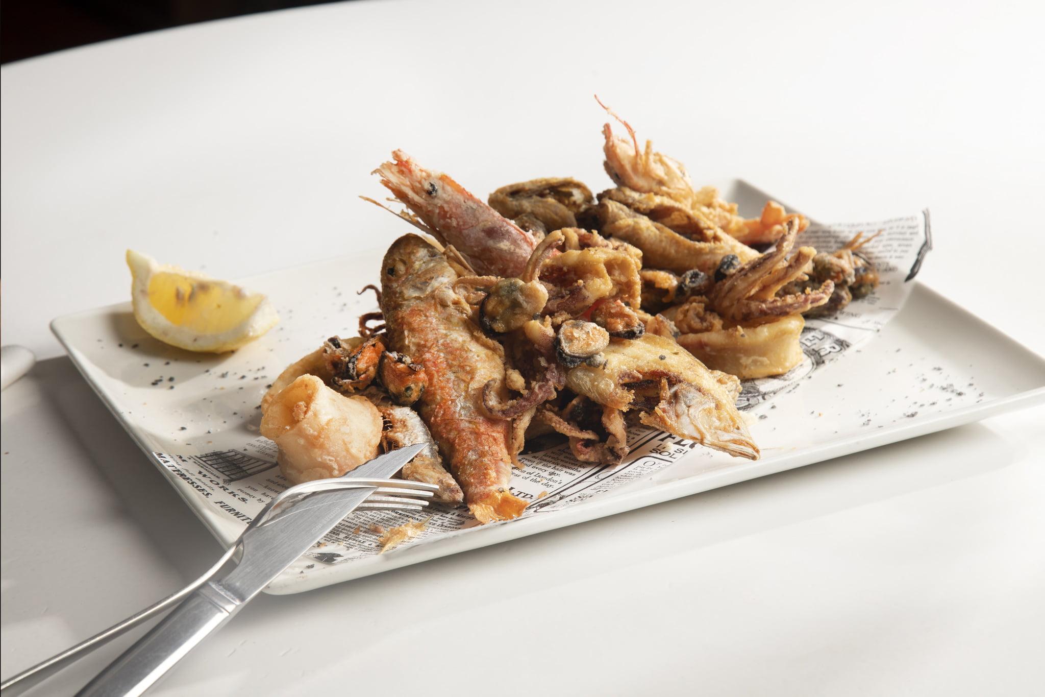 Comer pescado fresco en Denia – Restaurante Voramar
