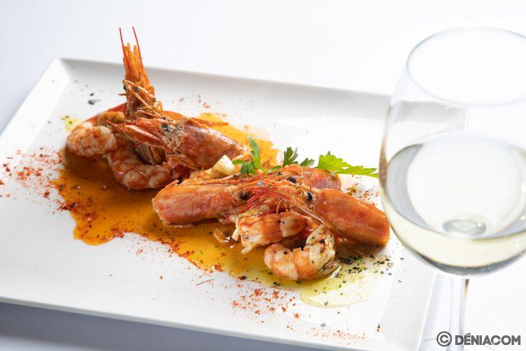 Marisco - Restaurante Voramar
