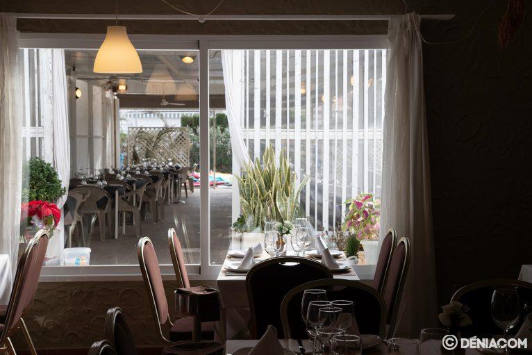 Restaurant avec terrasse extérieure Dénia - Voramar Restaurant