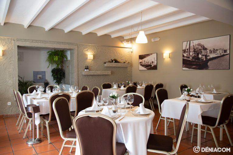 Salle de restaurant Voramar