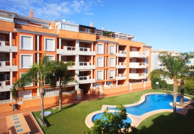 Apartamento en zona residencial del polideportivo d nia d - Denia apartamentos alquiler ...