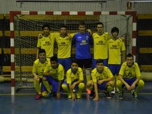 El equipo Cadete de la EM. Fútbol Sala Dénia está imparable