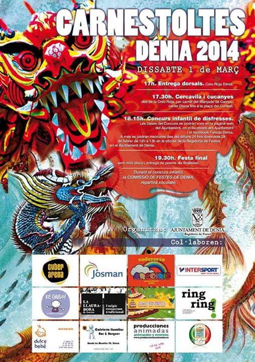 Carnaval à Dénia
