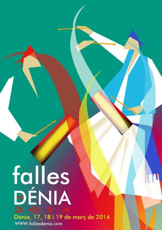 Cartel Ganador Fallas 2014 - Tabalet