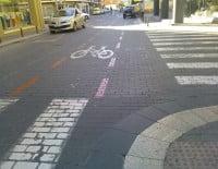 Ciclocalle en Dénia
