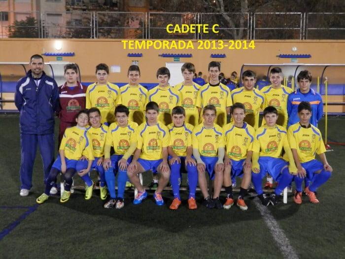 EMF. Dénia Cadete C jugará ante el Cullera A