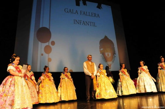 Gala Fallera Infantil 2013