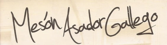 Mesón Asador Gallego
