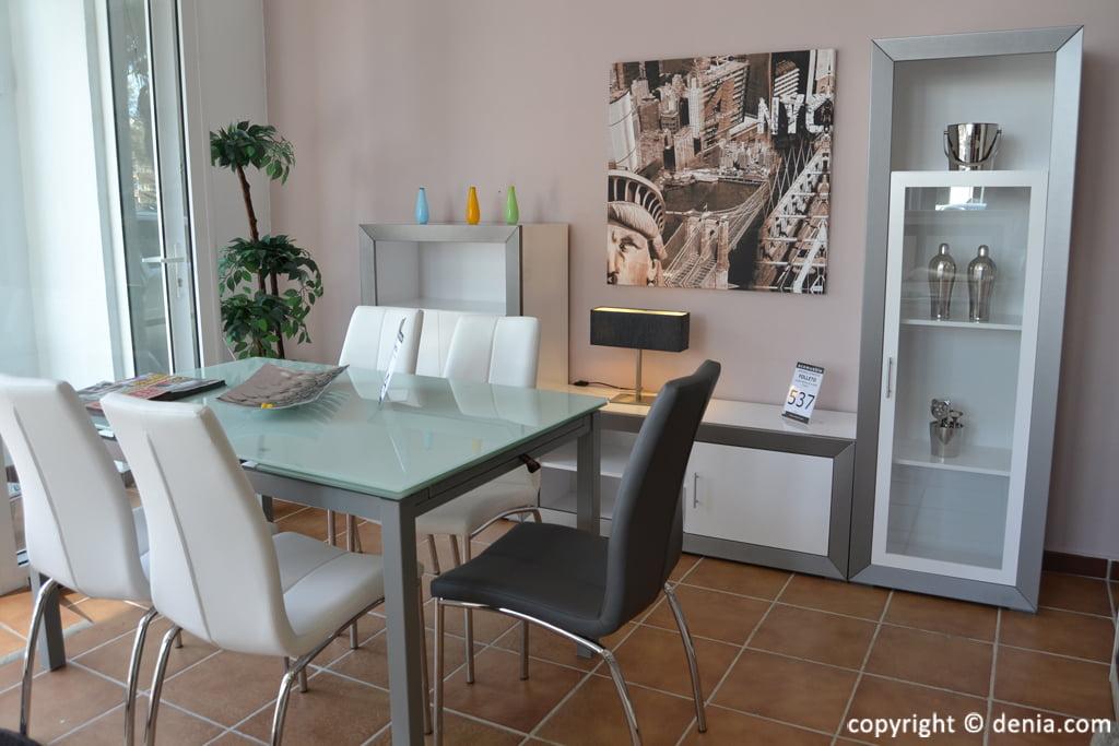 Muebles para comedor y sal n en ecomueble d for Muebles para comedor