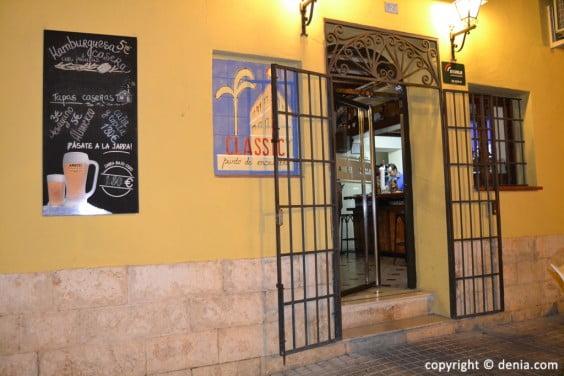 Restaurante Classic en Dénia