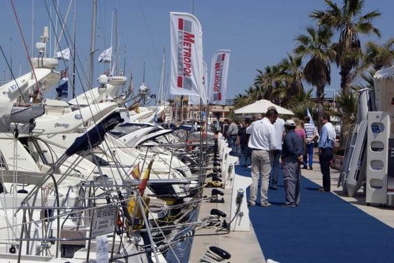VI Dénia Boat Show, gehalten in 2013