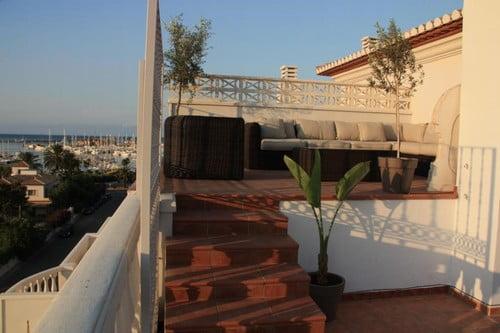 Zona terraza superior con barbacoa - Barbacoa para terraza ...
