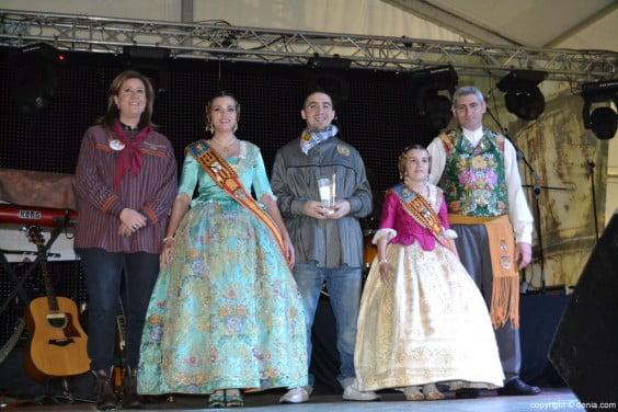 Premios de los Jocs Fallers