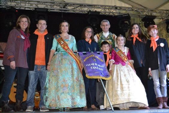 Mejor Bando Fallero 2014