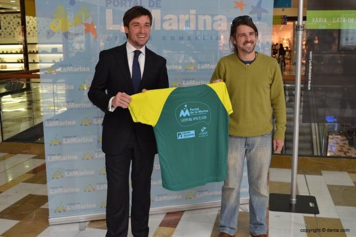 José Burgos and Juan José Vallés