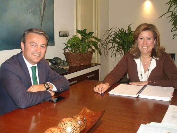 José Chulvi et Ana Kringe