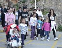 I Marcha Solidaria a favor del Raquel Payà