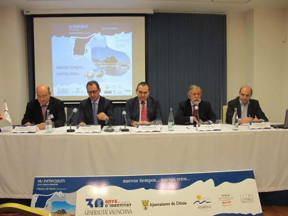 Abschlussfeier des XV Dénia Ports Symposiums